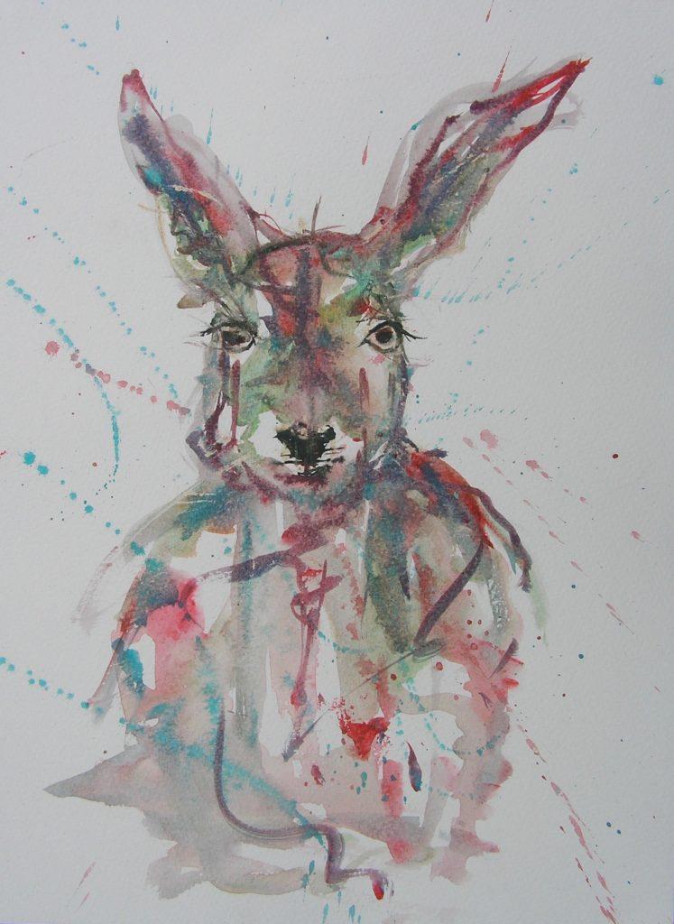 Maya's Rabbit