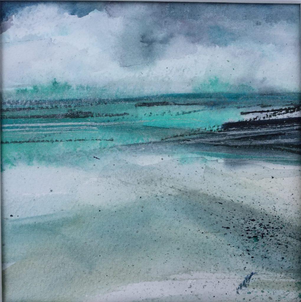 Seaside 1 (watercolour)