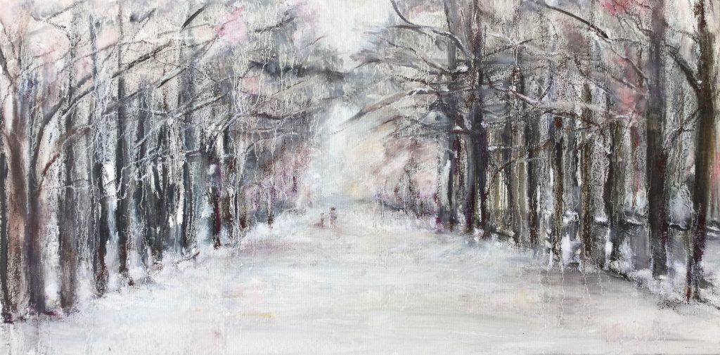 Winter Wonderland (oil)