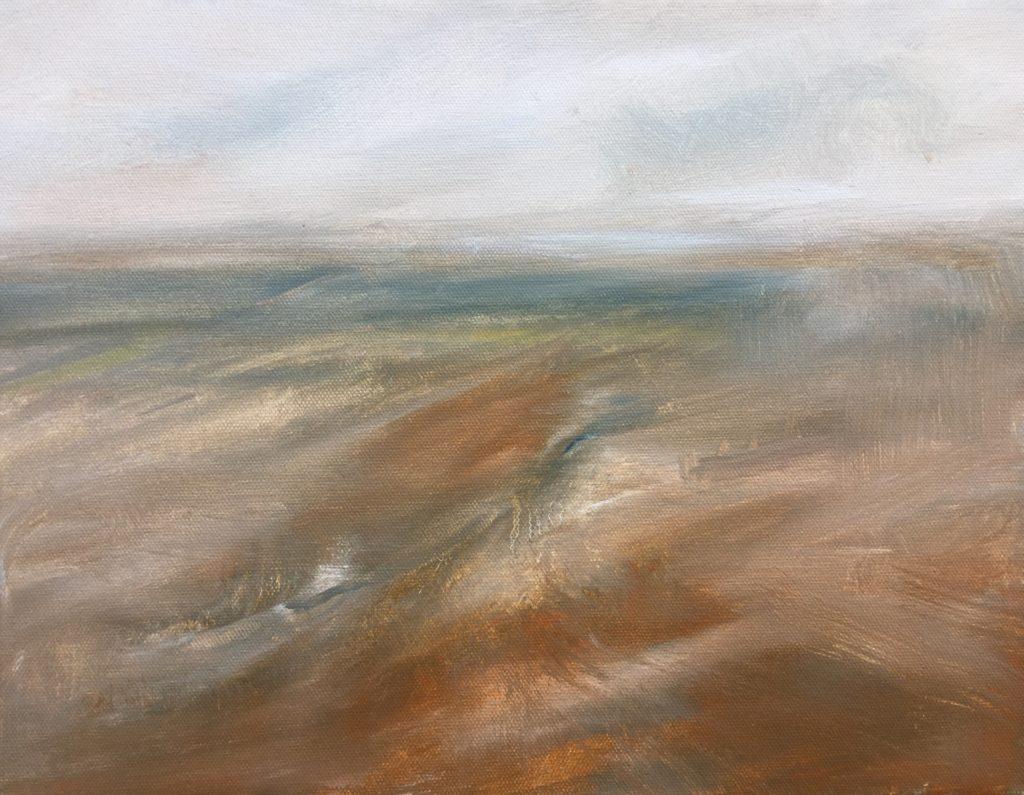 Sand storm (oil)